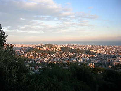 Overview of Barcelona